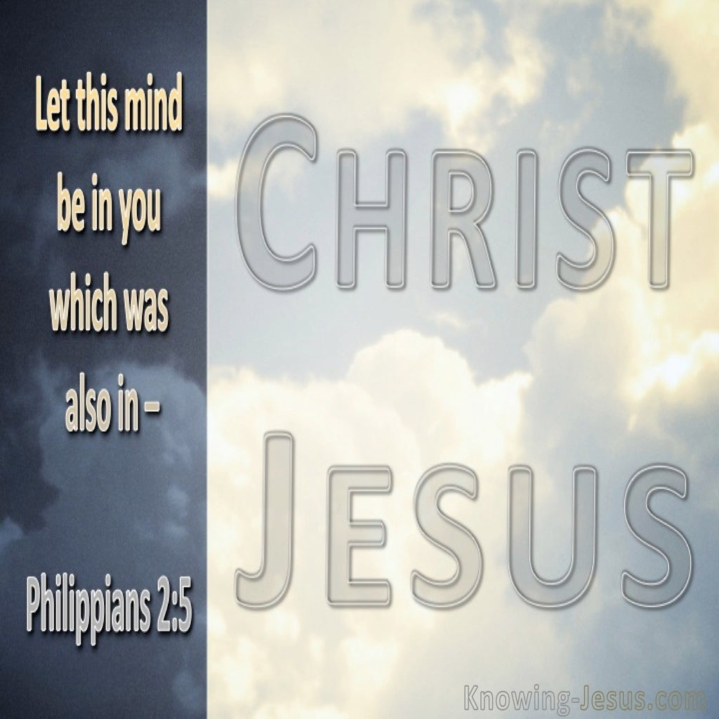 Philippians 2:5 A Possible Impossibility (devotional)11:13 (gray)