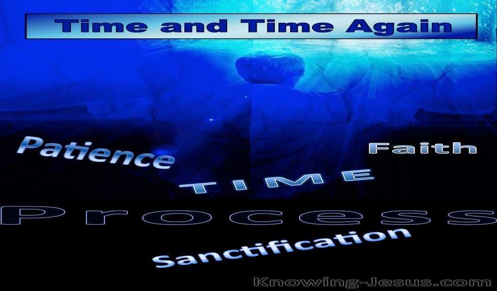 Time And Time Again (blue)