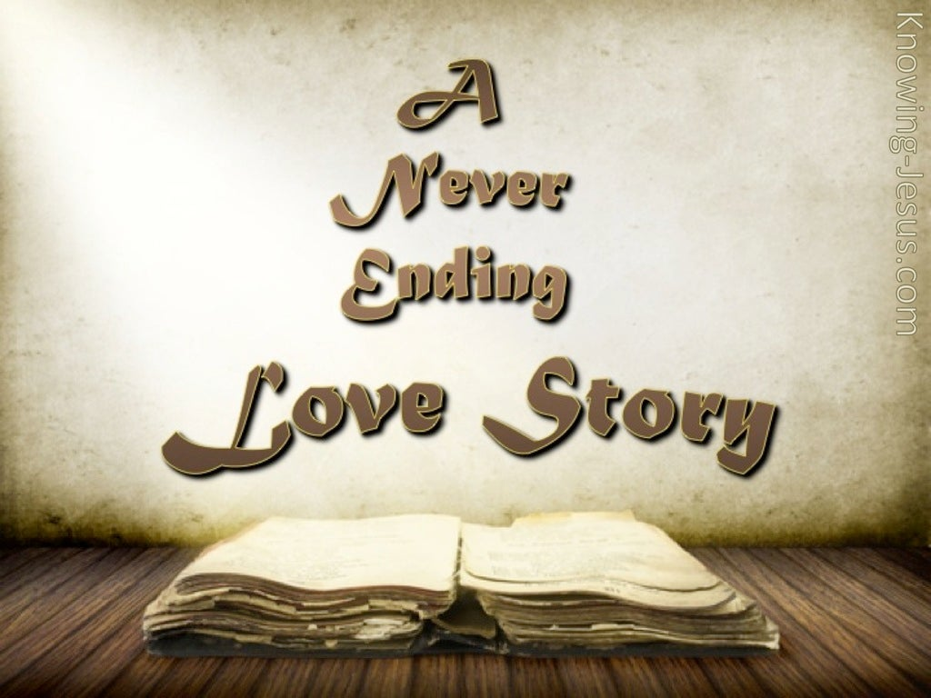 A Never Ending Love Story (devotional)