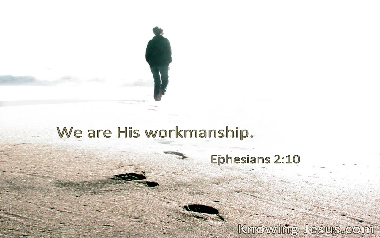 Ephesians 2:10 Daily Light NOVEMBER15 We Are His Workmanship (devotional)11:15