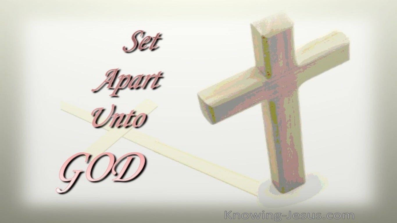 Set Apart Unto God (devotional)09-16 (pink)