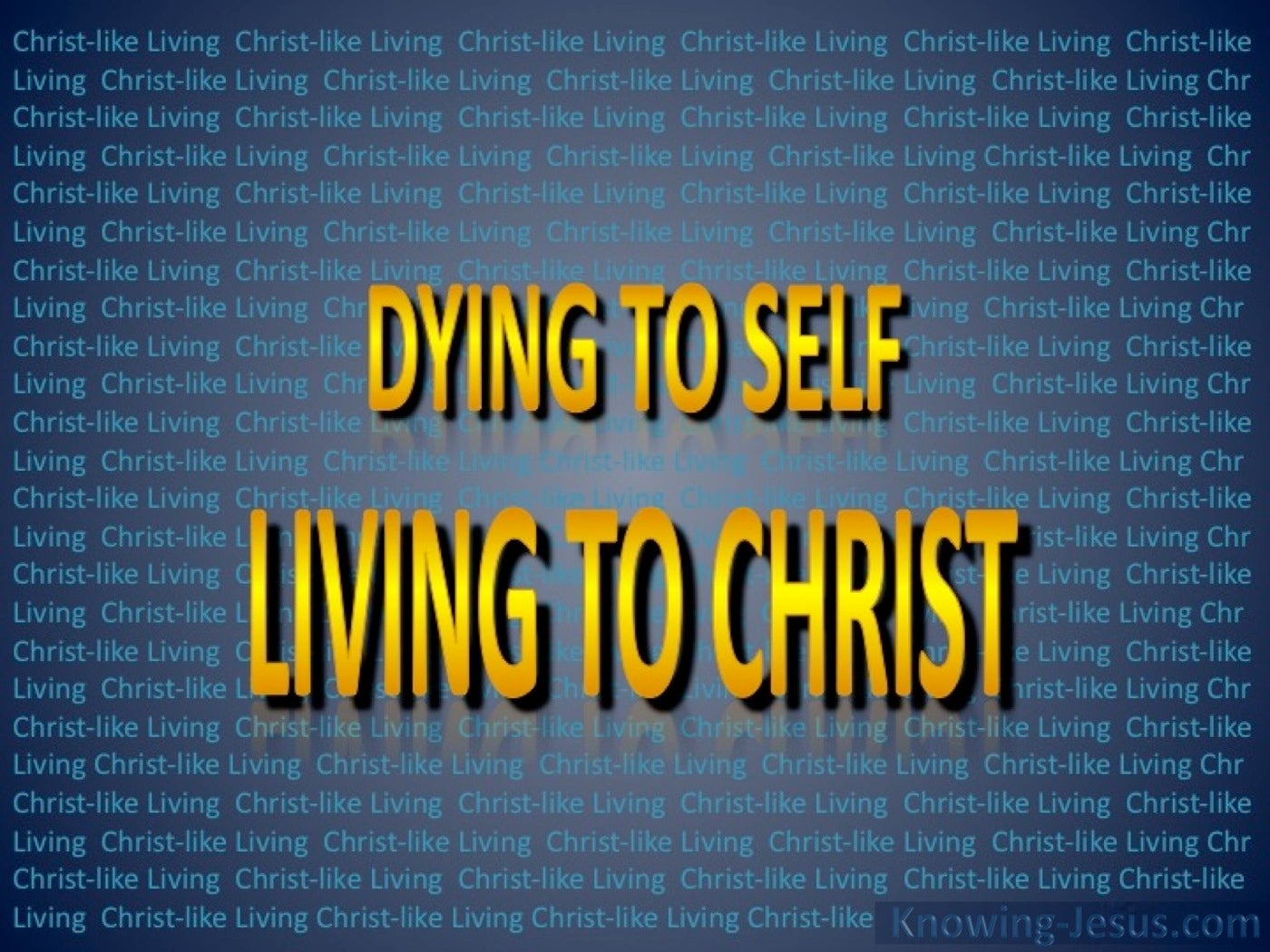 Philippians 1:21 For Me To Live Is Christ (gold)