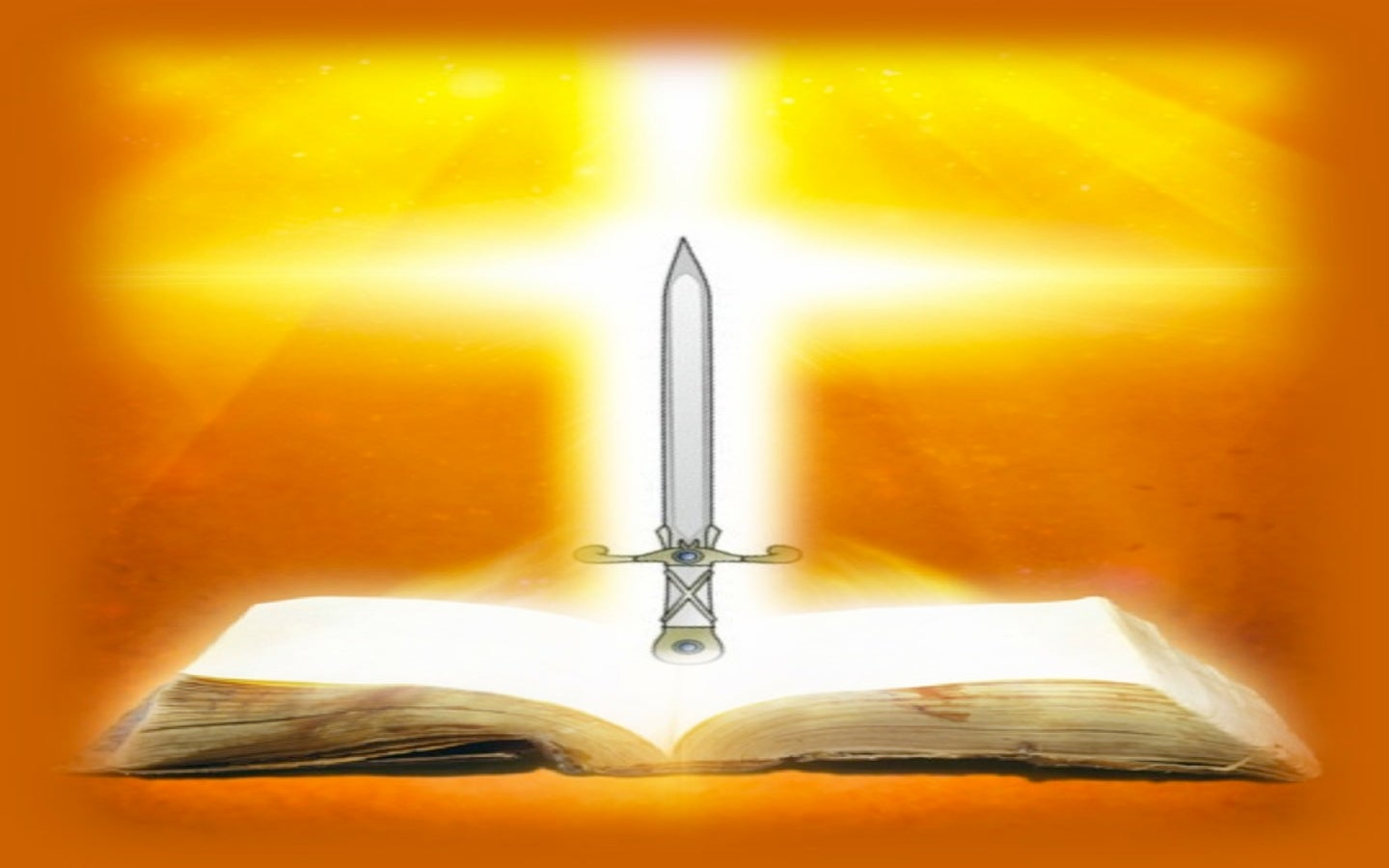 Bible and Sword