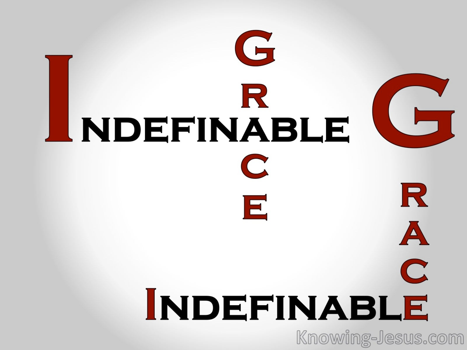 Indefinable Grace (devotional)12-30  (red)