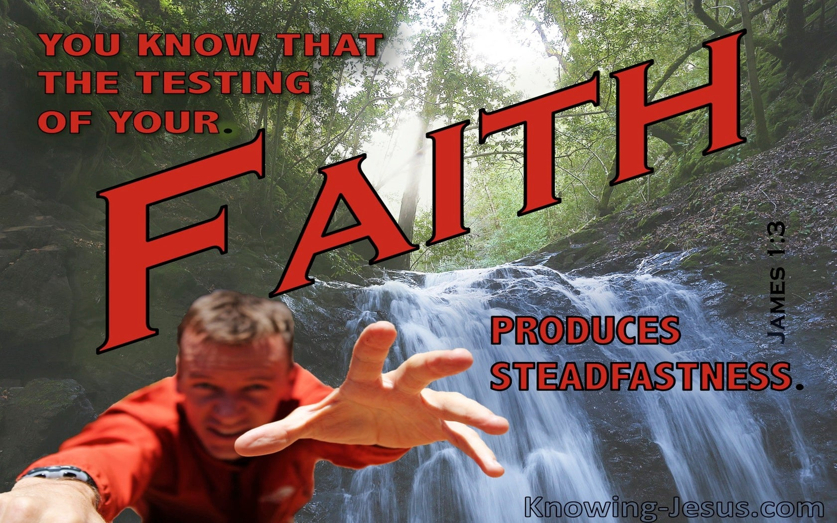 James 1:3 Developing Faith (devotional)03:14
