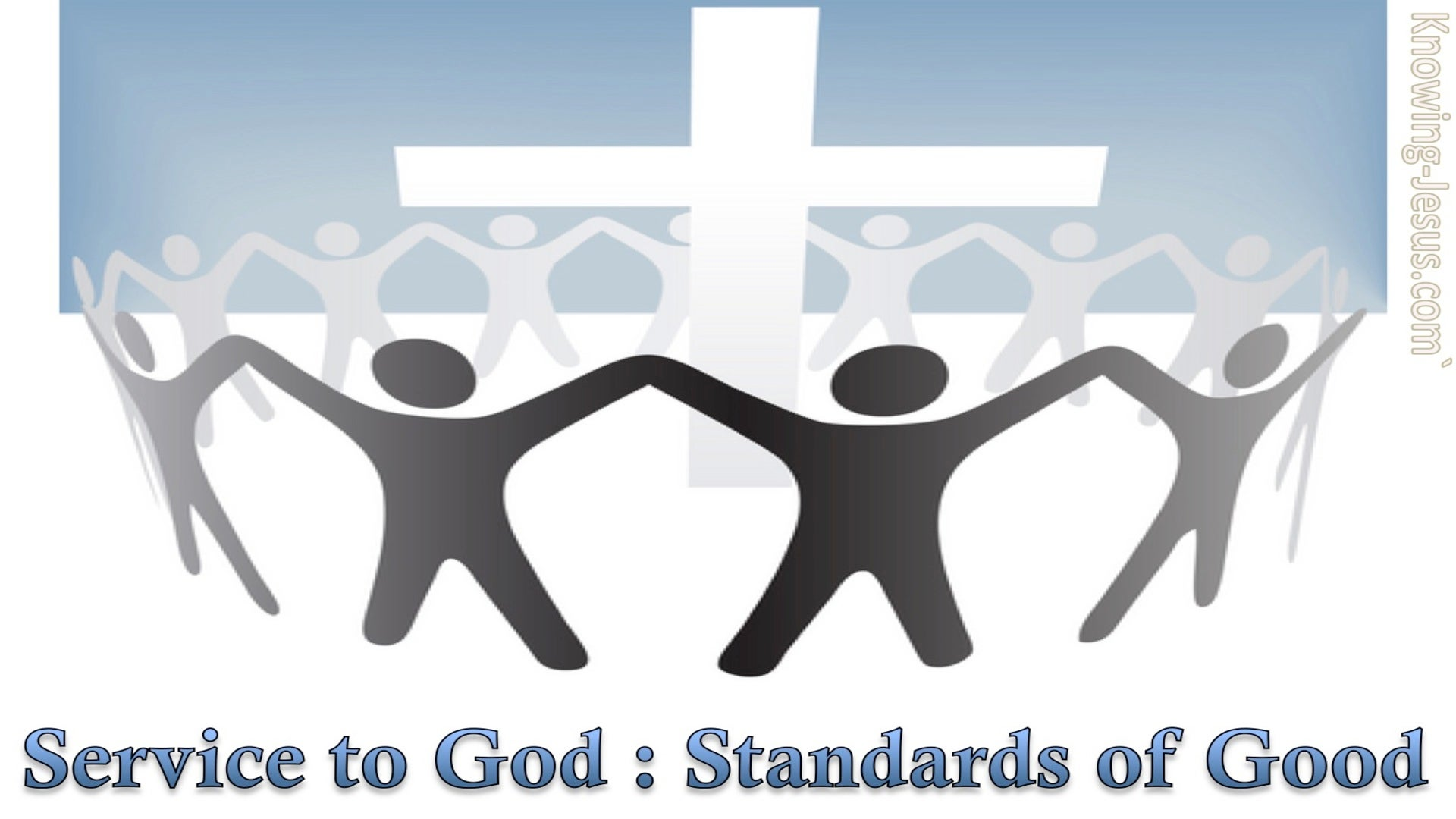 Service to God, Standards of Good (devotional)05-15 (white)