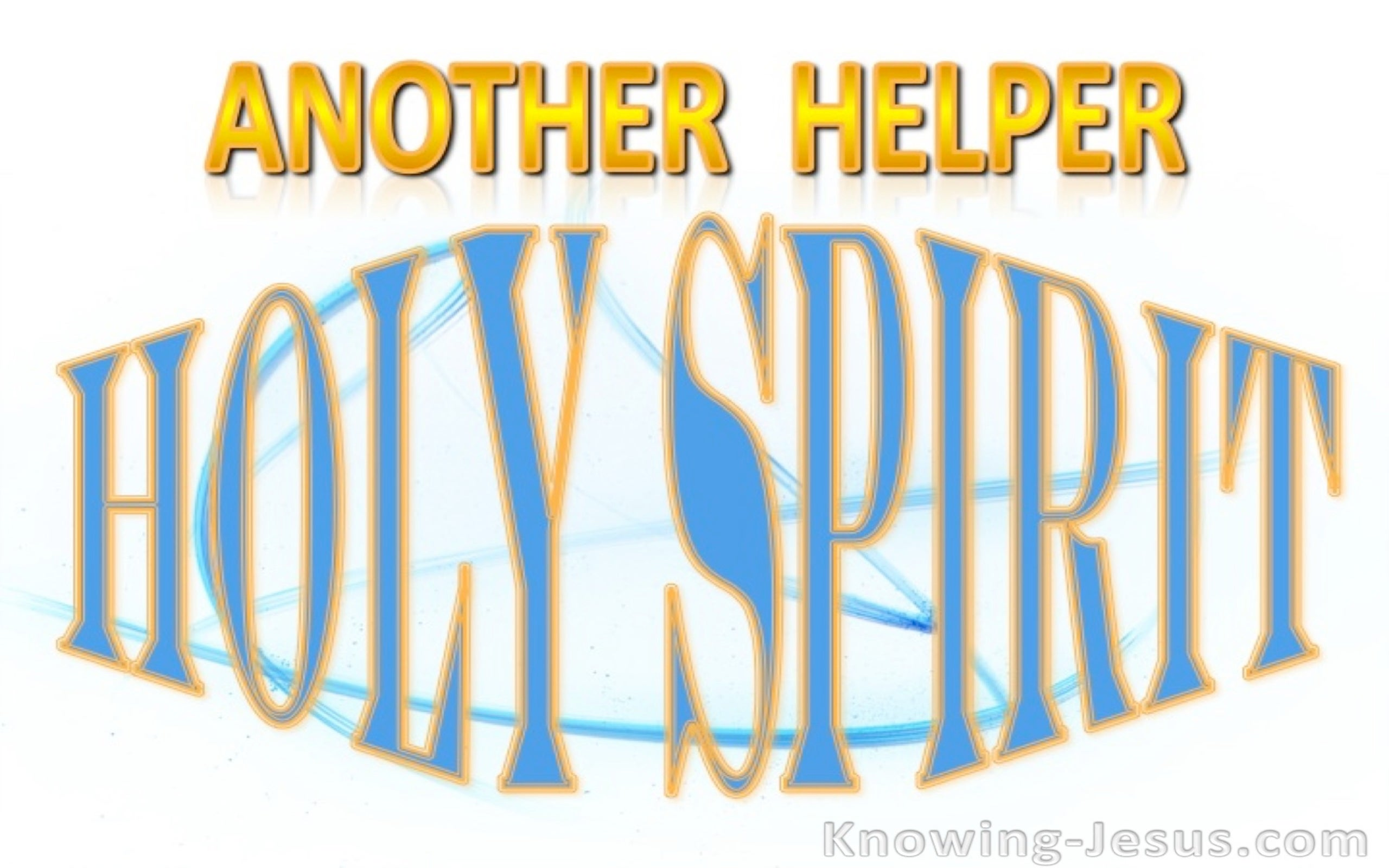Another Helper (devotional)