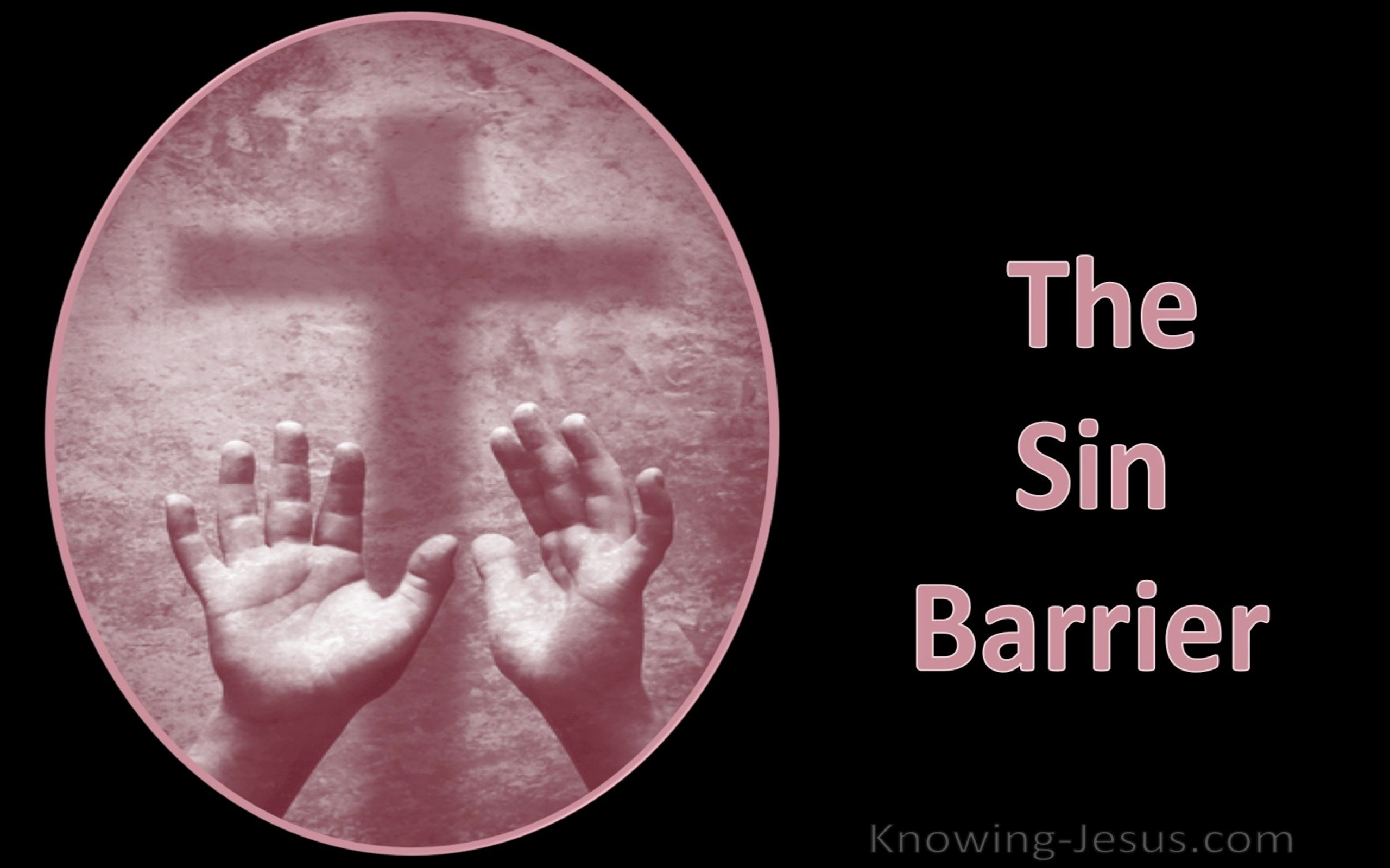 The Sin Barrier (devotional)04-17 (pink)