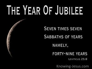Leviticus 25:8 You Are Also To Count Off Seven Sabbaths Of Years For (gray)
