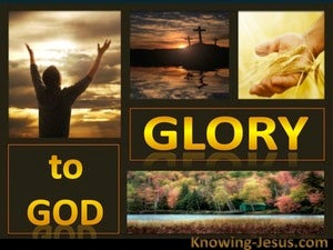 The Perfections of God (devotional) (brown) - Philippians 4:20