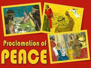 Proclamation of Peace (devotional)