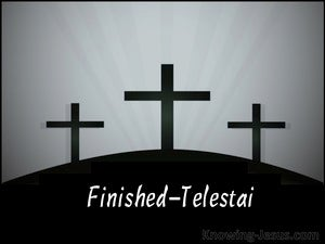 Finished-Telestai devotional