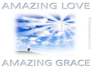 Amazing Grace devotional