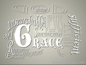 God's Glorious Grace (devotional)