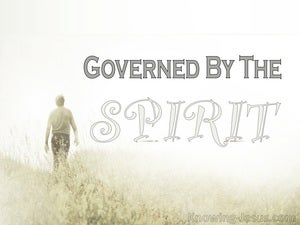 Governed by the Spirit (devotional)