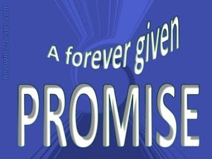 A Forever Given Promise (devotional)