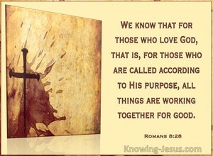Romans 8:28 All Things Are Working Together For Good (windows)11:17