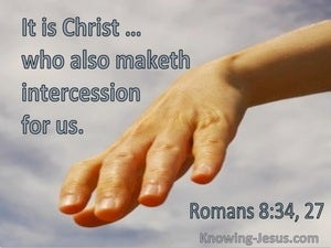 Romans 8:34 Christ Who Also Maketh Intercession For Us (utmost)04:01