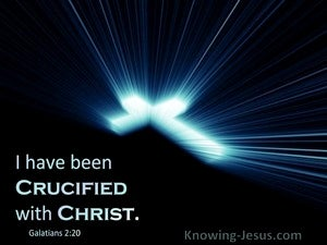 Galatians 2:20 Crucified With Christ (utmost)03:21