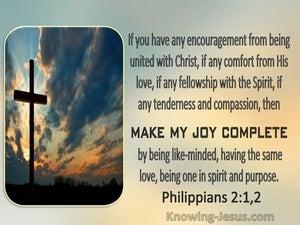 Philippians 2:2 Make My Joy Complete (windows)10:06