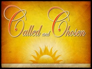 Called and Chosen (devotional)