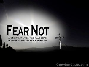Fear Not Death (devotional) - Revelation 1:18
