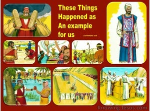 1 Corinthians 10:6 A Picture Example (devotional)01:20 (red)