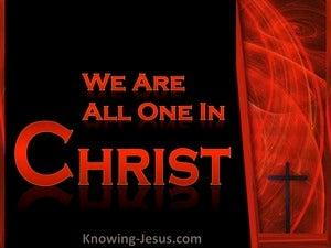 God's Unfolding Plan (devotional) (red) - Galatians 3:28