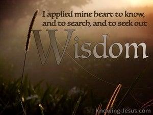 Ecclesiastes 7:25 God, My Reason (devotional)02:27 (brown)