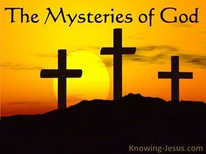 1 Corinthians 4:1 The Mysteries of God (devotional)08:18 (gold)