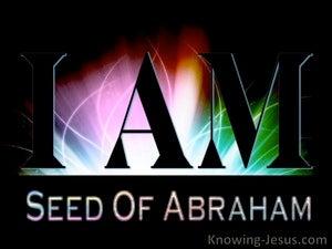 Galatians 3:16 Seed of Abraham (devotional)09:01 (black)