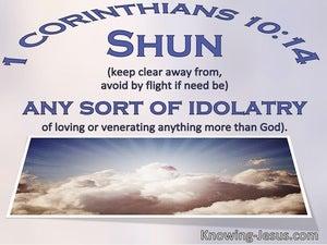 1 Corinthians 10:14 Shun Any Sort Of Idolatry (windows)07:24