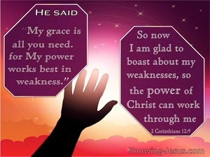 2 Corinthians 12:9 May Grace Is All You Need (windows)12:17