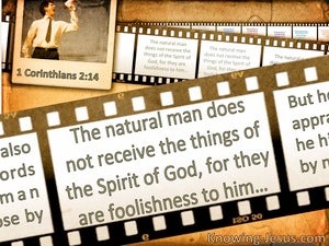 2 Corinthians 2:14 The Natural Man Does Not Receive The Things Of The Spirit Of God (windows)12:01