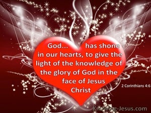 2 Corinthians 4:6 God Has Shone Into Our Hearts the Light Of The Knowledge Of The Glory Of Christ (windows)04:01