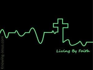 Living By Faith (devotional) - Galatians 2:20