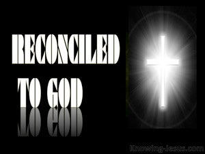 Reconciled to God (devotional)