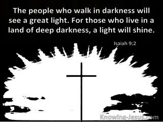 Isaiah 9:2 The People Who Walk In Darkness Will See A Great Light (windows)07:27