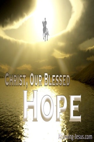 Titus 2:13 Rejoicing Hope (devotional)02:21 (yellow)