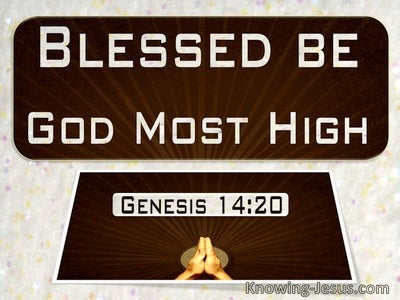 28 Bible verses about Benedictions