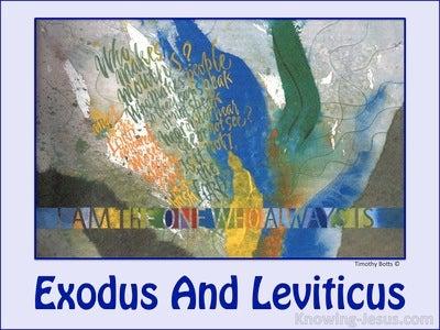 Exodus 3:14 Exodus And Leviticus (devotional)06:21 (blue)