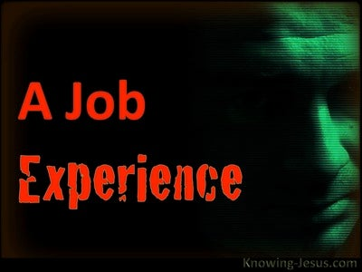 A Job Experience (devotional)01-26 (red)