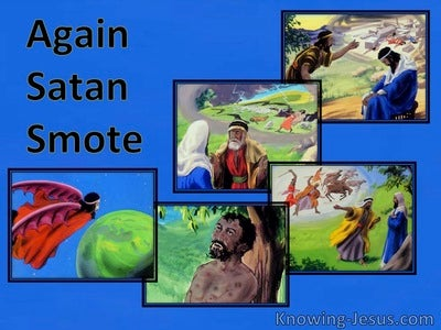 JOB - Again Satan Smote (devotional)
