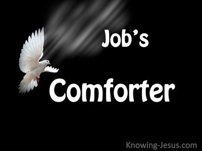 JOB - Job's Comforter (devotional)