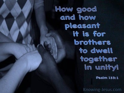 25 Bible verses about Brotherhood