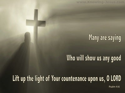 9 Bible verses about Countenance