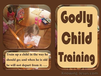 Godly Child-Training (devotional)