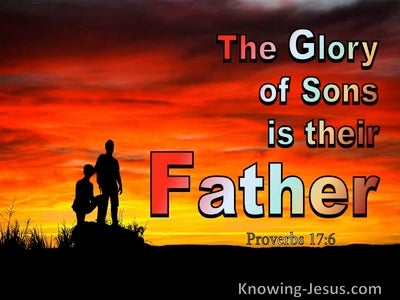 21 Bible verses about Fathers And Sons
