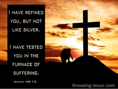 39 Bible verses about Faith Testing