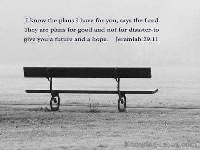 Jeremiah 29:11 One Day At A Time (devotional)04:27 (gray)